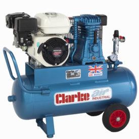 Industrial Air Compressors - Petrol/Diesel Driven