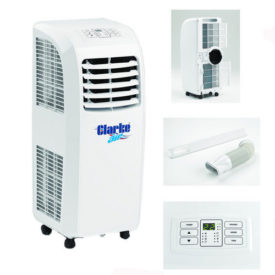 Portable Air Conditioners & Dehumidifiers
