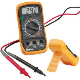Multimeters & Tachometers