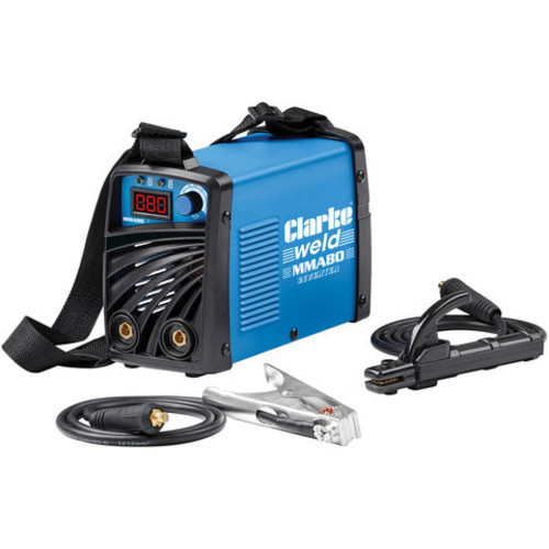 Clarke MMA80 ARC/MMA Inverter Welder (230V) - Tools4Sale