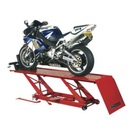 Vehicle And Motorcycle Lifts